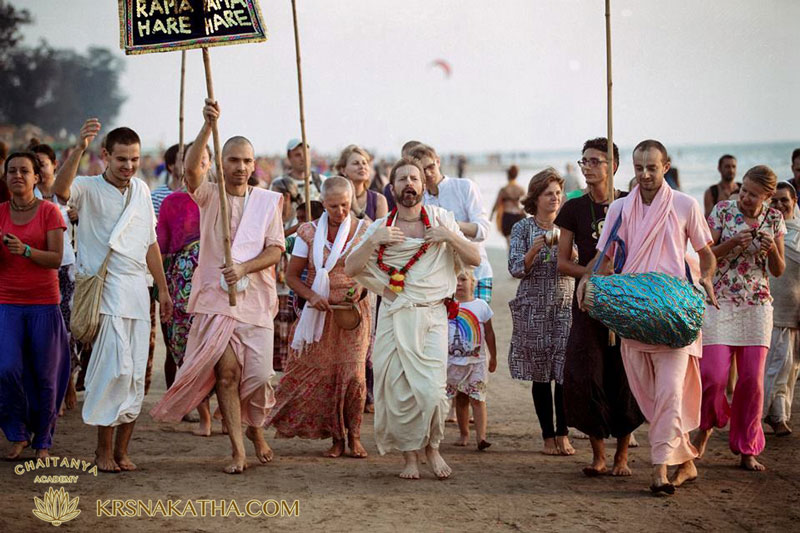 Hare Krishna in Goa
