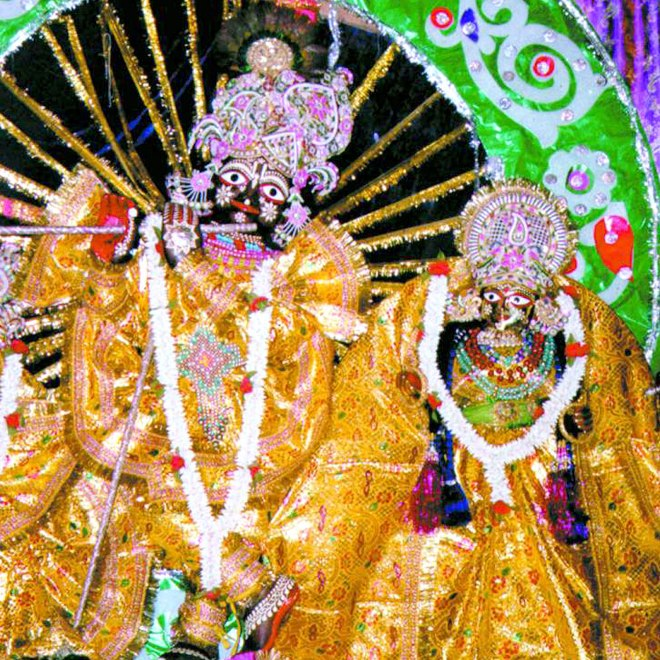 The specialty of Vrndavana-dham Parikrama